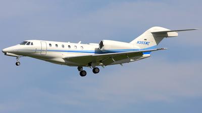 N355WC - Cessna 750 Citation X - Private
