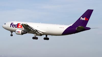 A picture of N744FD - Airbus A300B4622R(F) - FedEx - © Jeremy D. Dando