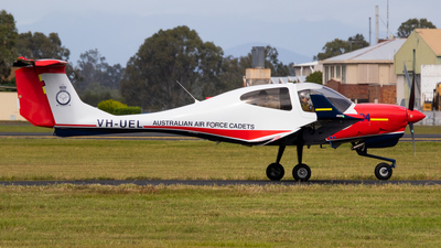 VH-UEL - Diamond DA-40NG Diamond Star - Australian Air Force Cadets