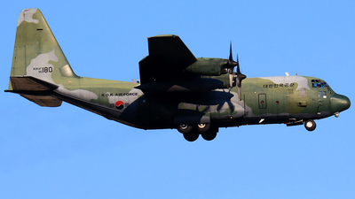 95-180 - Lockheed C-130H Hercules - South Korea - Air Force
