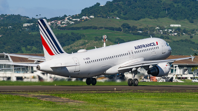 A picture of FHEPB - Airbus A320214 - Air France - © Maxime CERTAIN-MESSAGER