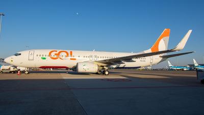 PH-HXK - Boeing 737-8K2 - GOL Linhas Aéreas (Transavia Airlines)