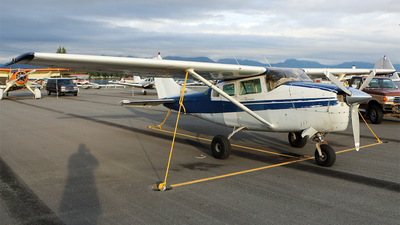 N503MD - Cessna 206 Super Skywagon - Private