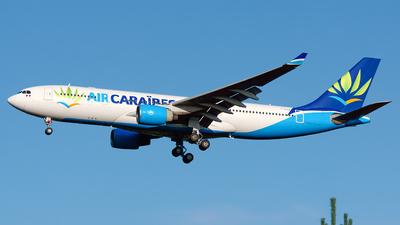 F-HHUB - Airbus A330-223 - Air Caraïbes Atlantique