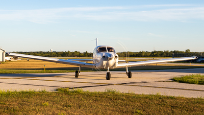 N857PU - Piper PA-28-181 Archer TX - Purdue University