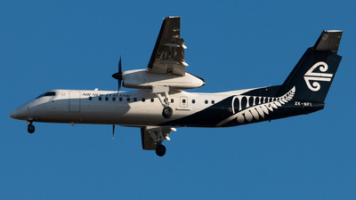 ZK-NFI - Bombardier Dash 8-Q311 - Air New Zealand