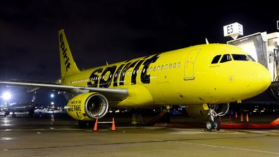 N617NK - Airbus A320-232 - Spirit Airlines