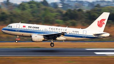 B-6226 - Airbus A319-115 - Air China