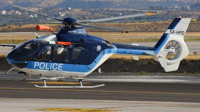 SX-HPD - Eurocopter EC 135T1 - Greece - Police