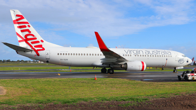 A picture of VHVUW - Boeing 7378KG - Virgin Australia - © ZRY246
