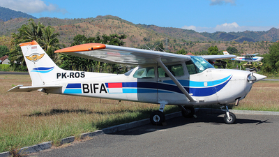 PK-ROS - Cessna 172P Skyhawk - Bali International Flight Academy