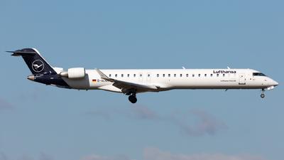 A picture of DACNM - Mitsubishi CRJ900LR - Lufthansa - © Sierra Aviation Photography