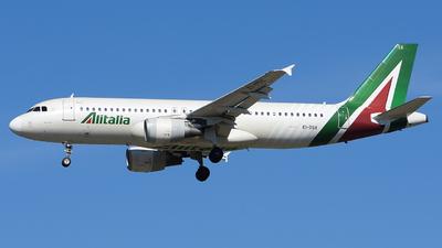 EI-DSX - Airbus A320-216 - Alitalia