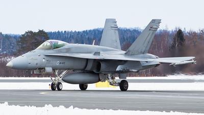 HN-423 - McDonnell Douglas F/A-18C Hornet - Finland - Air Force