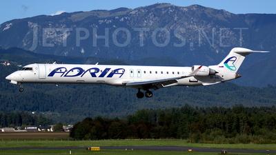 S5-AAL - Bombardier CRJ-900LR - Adria Airways