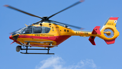 A picture of HU.2612 - Airbus Helicopters H135 -  - © David Álvarez