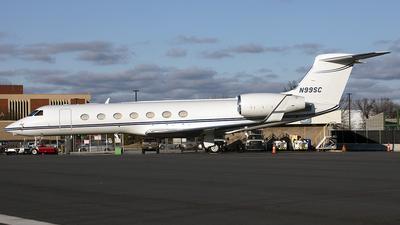 N99SC - Gulfstream G550 - Private