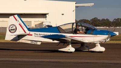 VH-ZXI - Alpha Aviation R2160  - The Aerobatic School