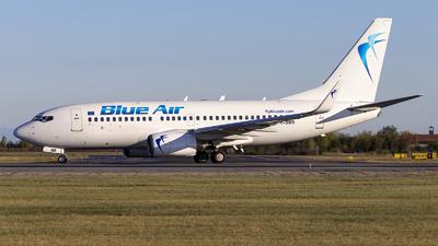 YR-BMR - Boeing 737-7K2 - Blue Air