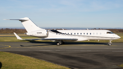 N916MM - Bombardier BD-700-1A10 Global 6000 - Private