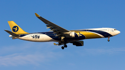 EI-FBU - Airbus A330-322 - I-Fly Airlines