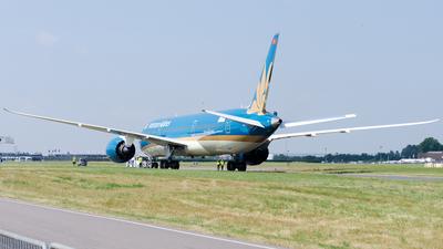 N1020K - Boeing 787-9 Dreamliner - Vietnam Airlines