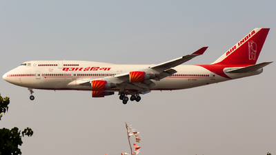 A picture of VTESO - Boeing 747437 - Air India - © Aneesh Bapaye