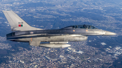 15138 - Lockheed Martin F-16BM Fighting Falcon - Portugal - Air Force