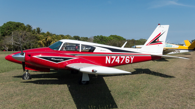 A picture of N7476Y - Piper PA30 Twin Comanche - [30541] - © OSCAR GUILLEN
