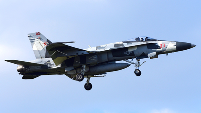 162844 - McDonnell Douglas F/A-18A Hornet - United States - US Navy (USN)