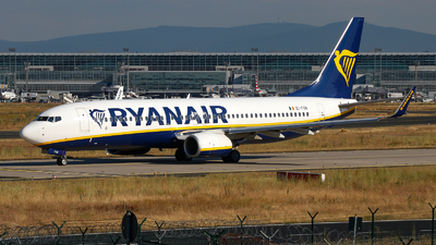 EI-FOB - Boeing 737-8AS - Ryanair