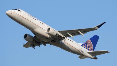 N88301 - Embraer 170-200LR - United Express (Mesa Airlines)