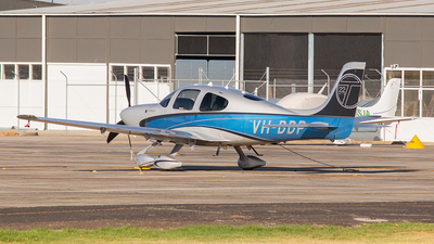 A picture of VHDDP - Cirrus SR22T - [0415] - © Mark B Imagery