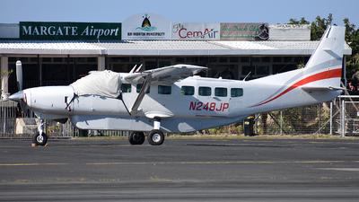 N248JP - Cessna 208B Grand Caravan EX - Private