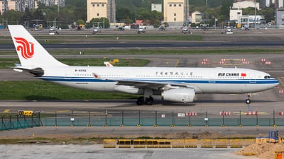 B-6092 - Airbus A330-243 - Air China