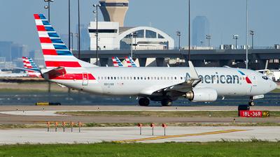 N802NN - Boeing 737-823 - American Airlines