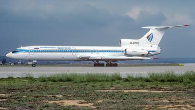 RA-85502 - Tupolev Tu-154B-2 - Tyumen Airlines
