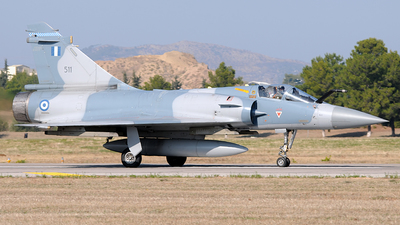 511 - Dassault Mirage 2000-5EG - Greece - Air Force