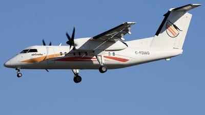 A picture of CFDWO - De Havilland Canada Dash 8100 - Air Creebec - © Hongyu Wang