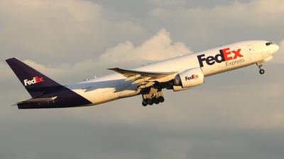 N859FD - Boeing 777-FS2 - FedEx