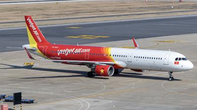 VN-A632 - Airbus A321-211 - VietJet Air