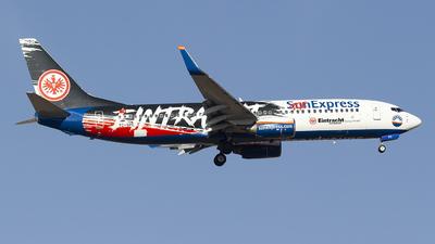 TC-SPC - Boeing 737-8AS - SunExpress