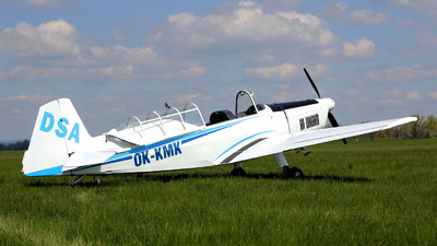 OK-KMK - Zlin 226MS - Delta System-Air