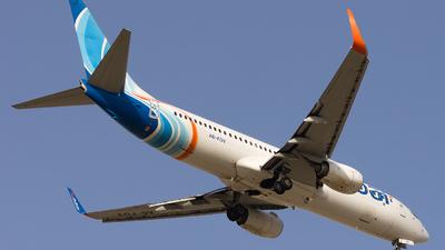 A6-FDV - Boeing 737-8KN - flydubai