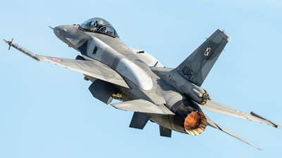 4046 - Lockheed Martin F-16C Fighting Falcon - Poland - Air Force