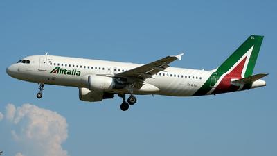 A picture of EIDSL - Airbus A320216 - Italia Trasporto Aereo - © Marcello Galzignato - Tuscan Aviation