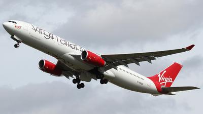 G-VKSS - Airbus A330-343 - Virgin Atlantic Airways