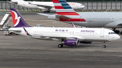 B-MCF - Airbus A320-232 - Air Macau