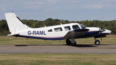 G-RAML - Piper PA-34-220T Seneca III - Private