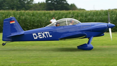 D-EXTL - Vans RV-4 - Private